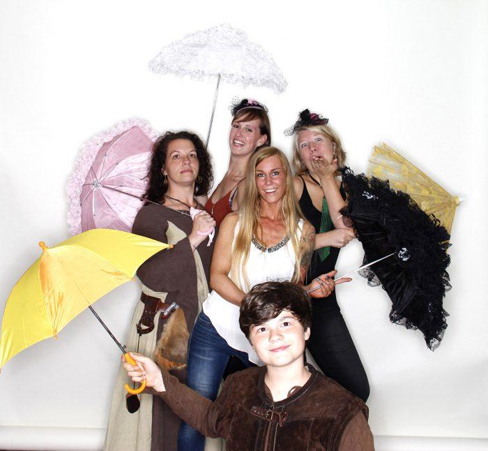 Deluxe-Fotobox -Photobooth- Party